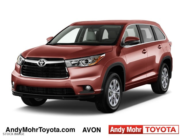 new toyota highlander in avon andy mohr toyota. Black Bedroom Furniture Sets. Home Design Ideas
